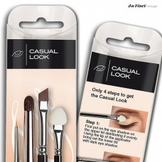 4801 - Classic Set Olhos - Look casual, passo-a-passo